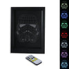 3D Storm Trooper LED Photo Frame Lamp - 3D Led Lamps