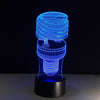 3D Energy-saving Lamp Illusion Light - 3D Led Lamps