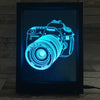 3D Camera LED Photo Frame Lamp - 3D Led Lamps