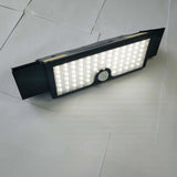 71LED solar wall lamp outdoor waterproof home indoor wall lamp wall lamp street lamp - Super Best Deals Online
