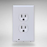 Guidelight - Outlet Wall Plate with LED Night Lights - Super Best Deals Online