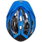 Bell Rally Child Helmet (Blue camo)-Super Best Deals Online