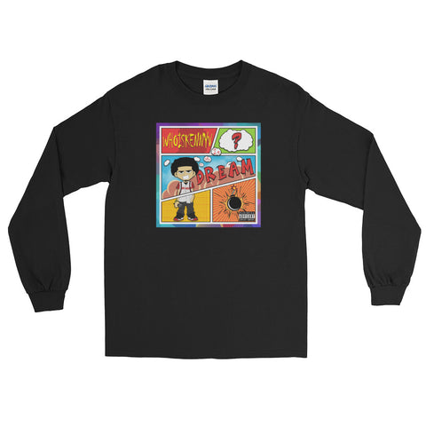 MR. WHO IS | Long Sleeve