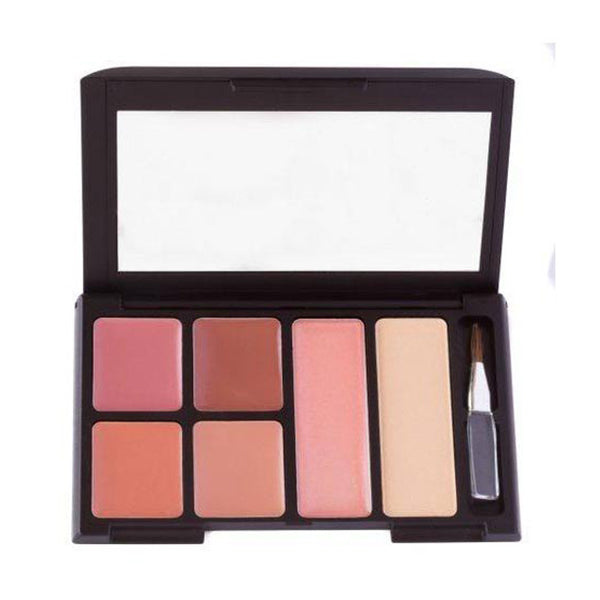 Natural Nudes Palette Black