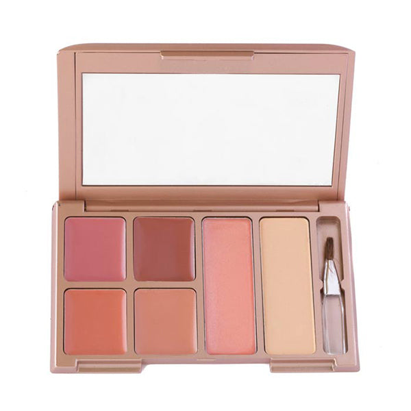 Natural Nudes Palette Rose