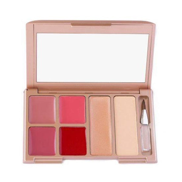Rich Nudes Palette Rose