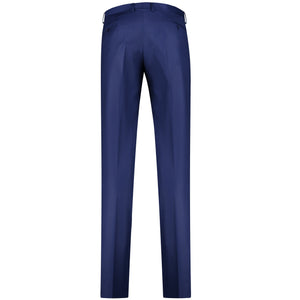 Back perspective for dark blue pant