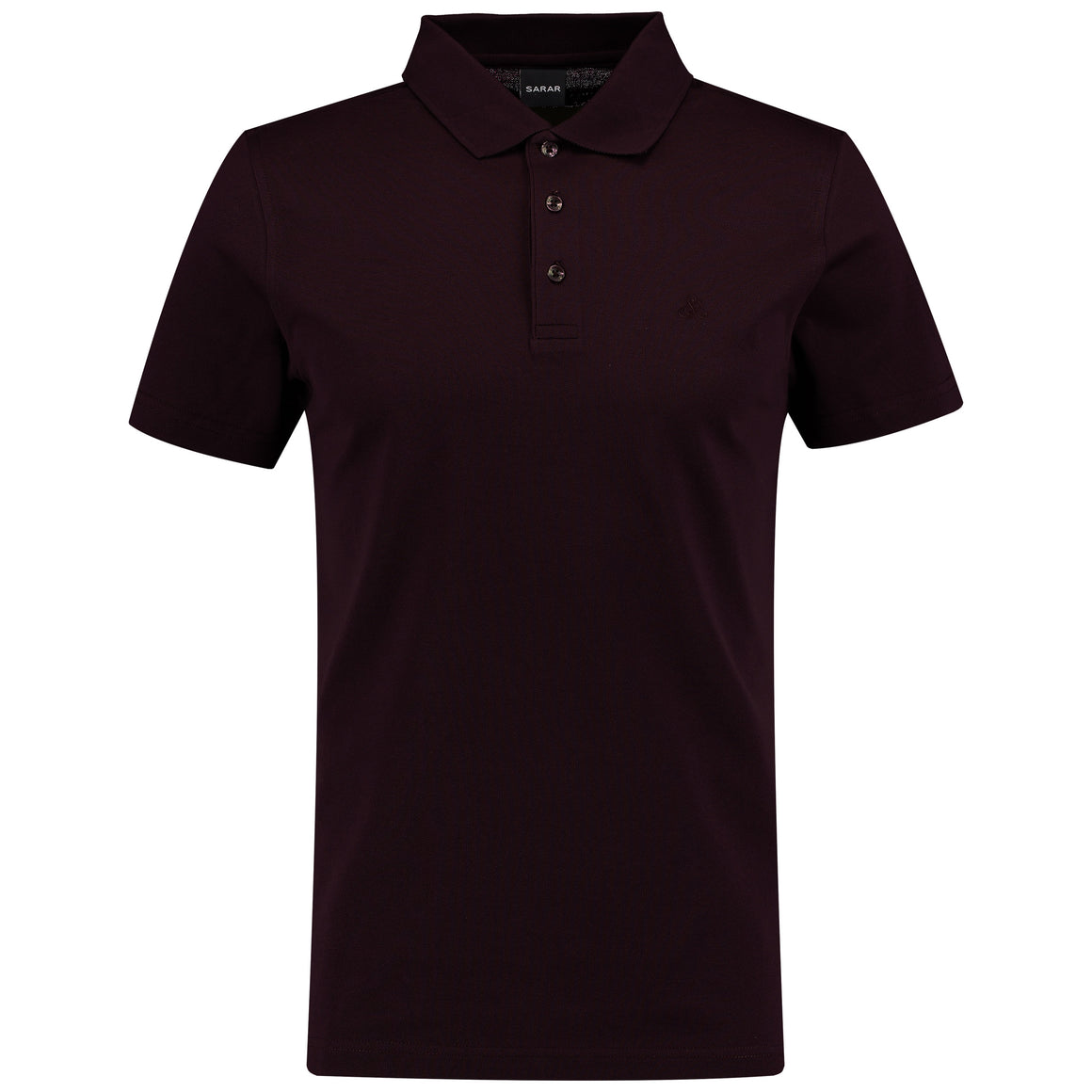 Dark purple t-shirt for men