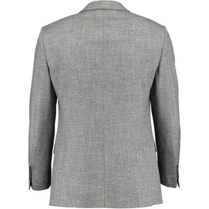 Back perspective for Black&White jacket