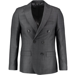 Dark gray jacket