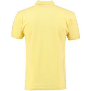 SARAR INTERVIEW Polo-Neck Solid Short Sleeve T-Shirt for Men
