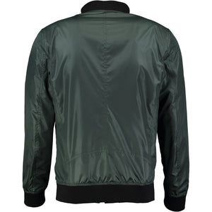SARAR Massoni Sport Reversible Windbreaker with Zipper Outerwear for Men