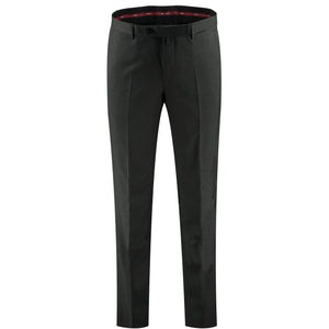 Dark gray pants