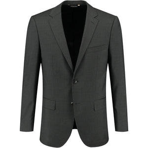 Dark gray suits