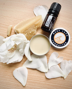 DIY Christmas : Sacha's restorative lip balm for summer-kissed lips