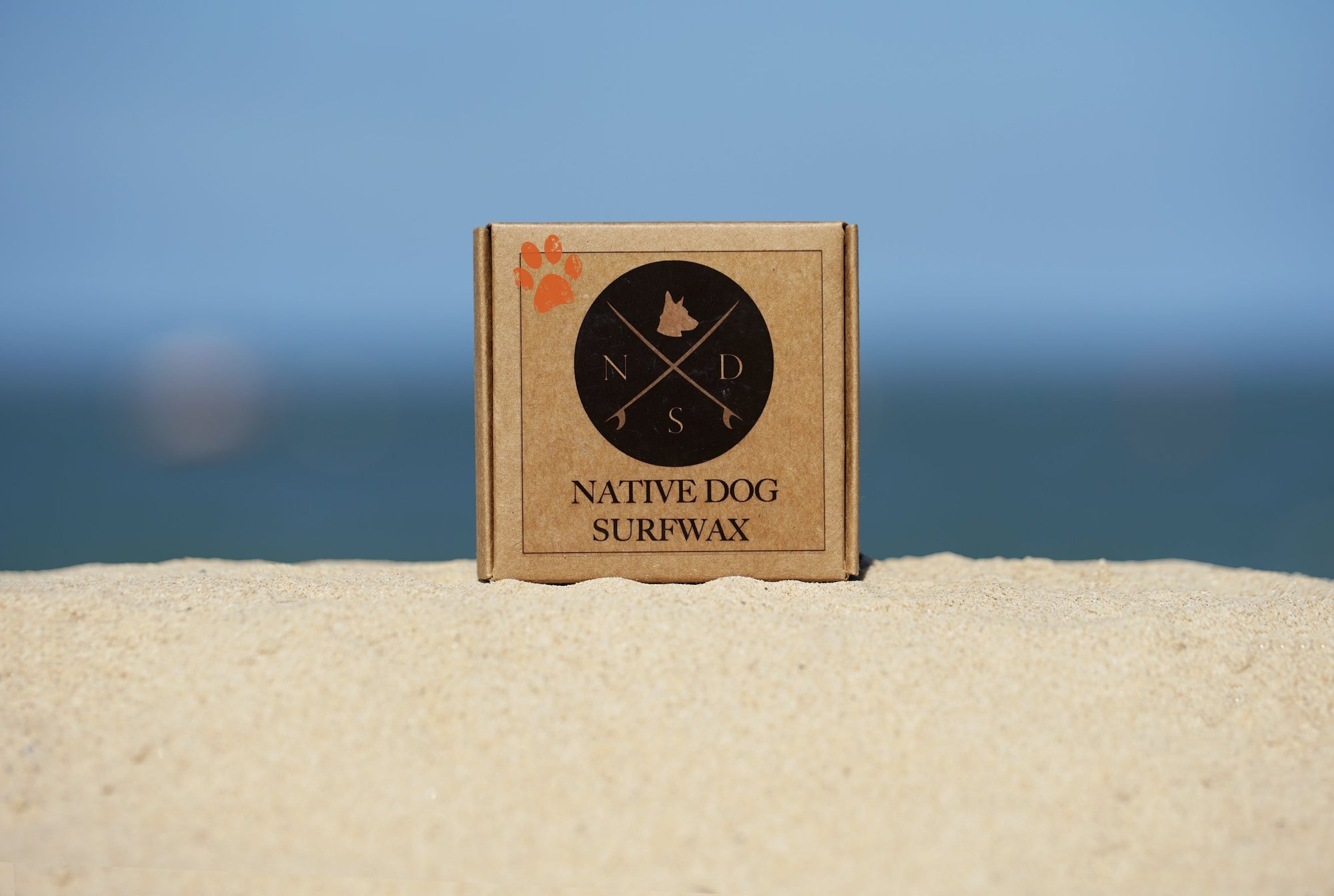 Natural Surf Wax for Cold and Warm Waters