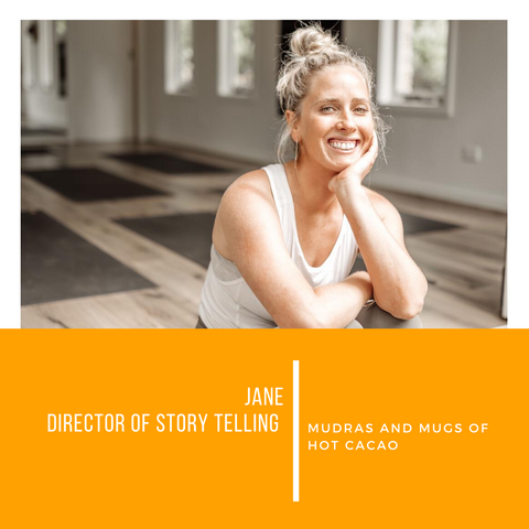 Jane Hone SunButter™ Director of Story Telling