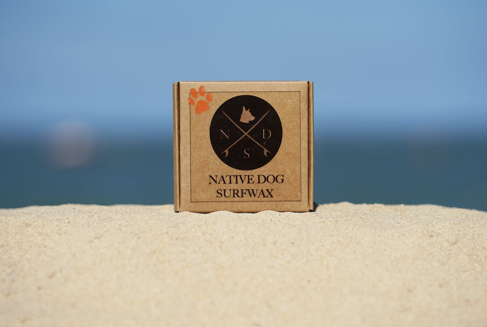 Native Dog Surfwax for Warm Water Surfing SunButter Oceans