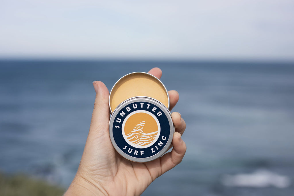 Surf Zinc Golden Sands SunButter Oceans