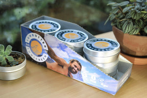 Point of Sale | Horizontal Cardboard SunButter Oceans