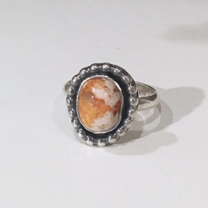 Cantera Opal Ring- size 5.75