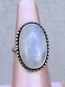 Moonstone Ring- size 7