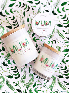 MUM - Soy Candles