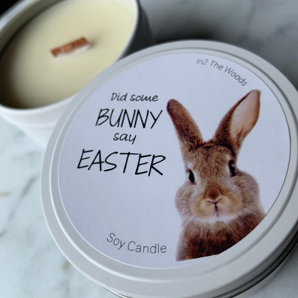 'Cheeky Bunny' - Soy Candles