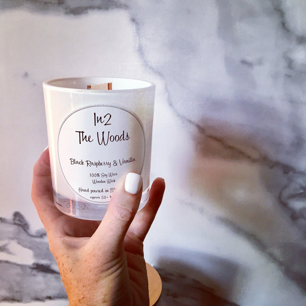 Classic Range - 100% Soy Candle