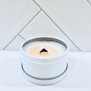 Tin - Soy Candle
