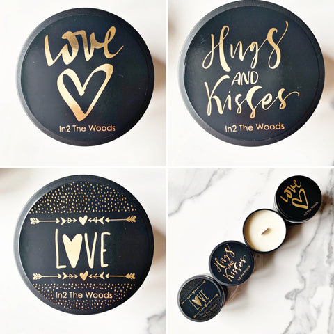 Tin - LOVE collection