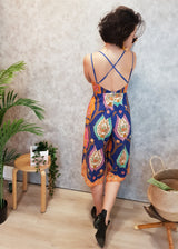 Maneki Batik Jumpsuit - Magic Sword