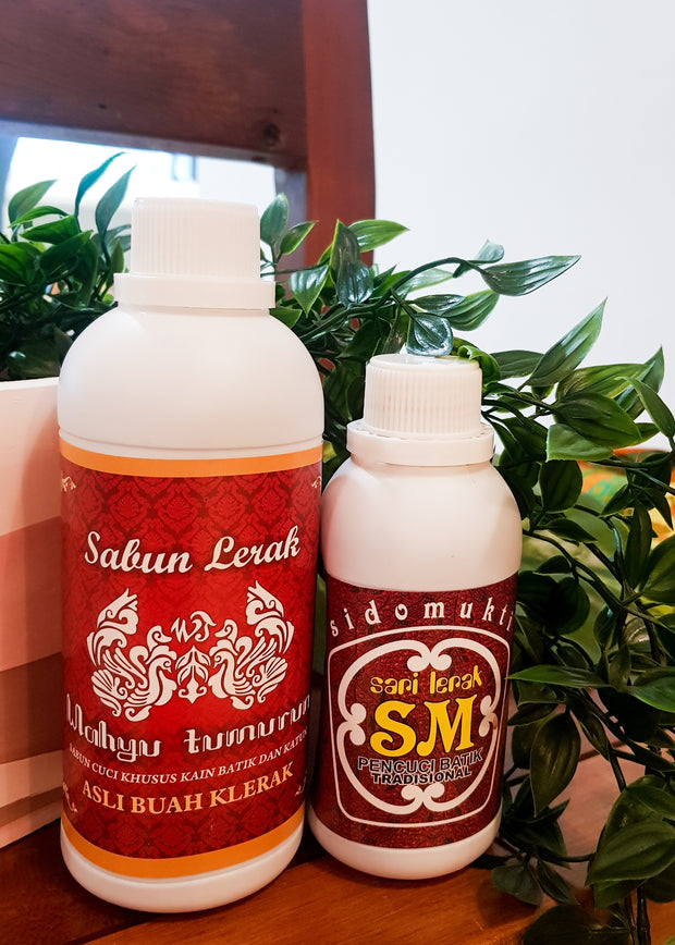 Lerak Batik Cleaner