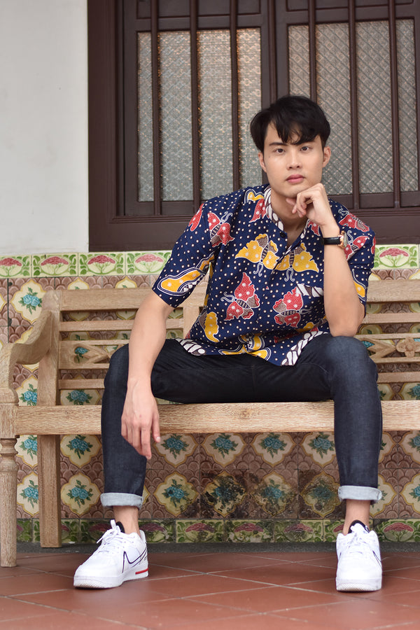 Butterfree Batik Shirt
