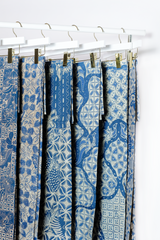 Sky Quartz Batik Fabric Series