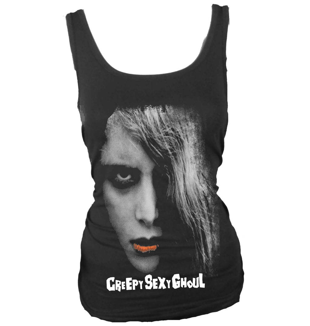 Women's CREEPY SEXY GHOUL Tank