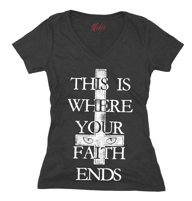 Faiths End Women's Tee