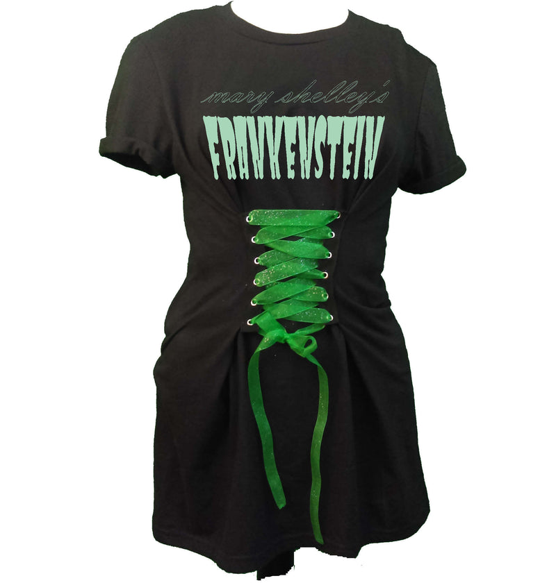 Corset Tee Dress - Mary Shelley's Frankenstein