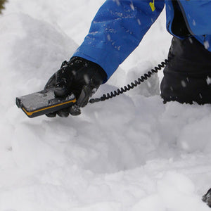 Avalanche Transceiver Training in Hyde Park, London