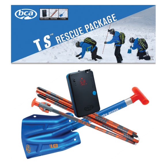 BCA Tracker 'TS' Rescue Package - Saving £65