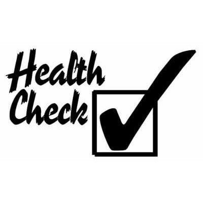 BCA Tracker Health-Check