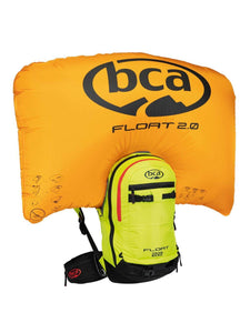 BCA Float 22 Avalanche Airbag 2.0 - Lime