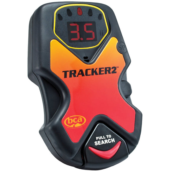 BCA Tracker 'T2' Digital Avalanche Transceiver - 5 Year Warranty