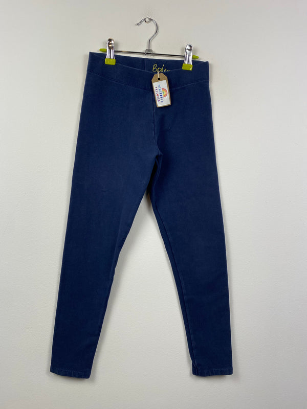 Navy Thick & Cosy Leggings (9-10 Years)