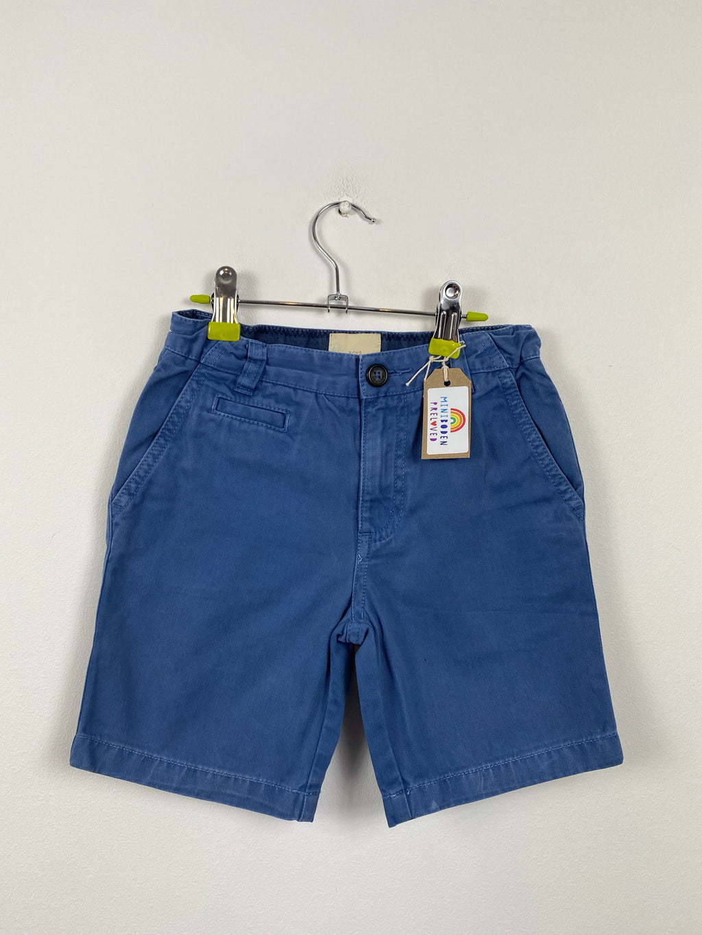 Blue Chino Shorts (7 Years)