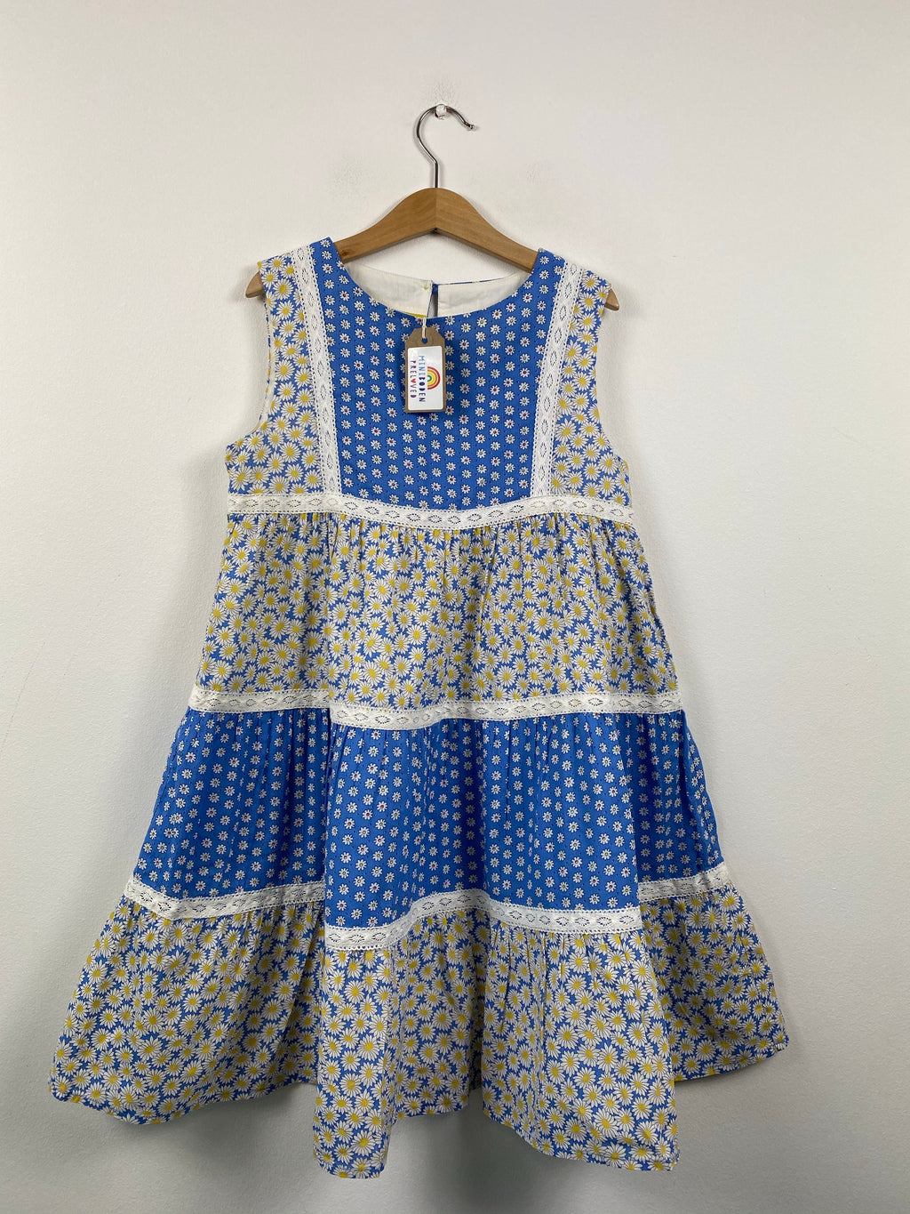 Blue Daisy Design Sundress (9-10 Years)
