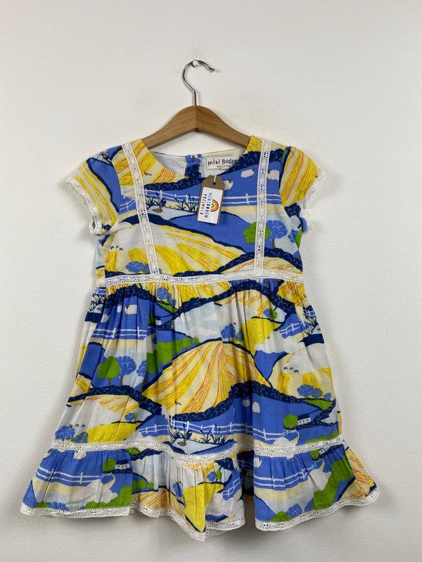 Fantastic Farming Scene Dress (4-5 Years)