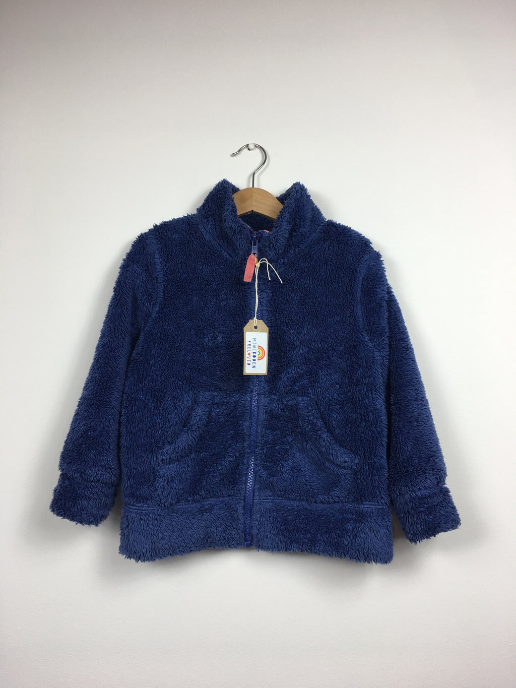 Dark Blue Fleece  (4-5 Years)