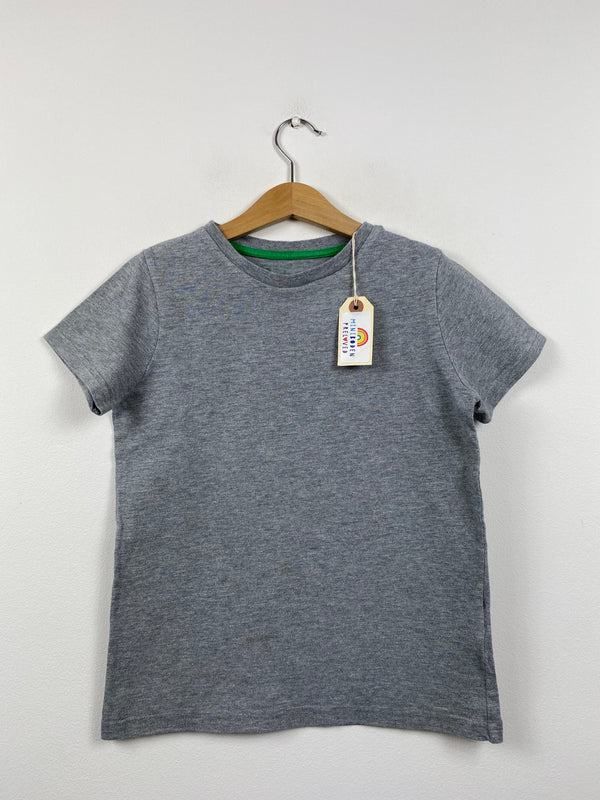 Classic Grey T-Shirt (7-8 Years)