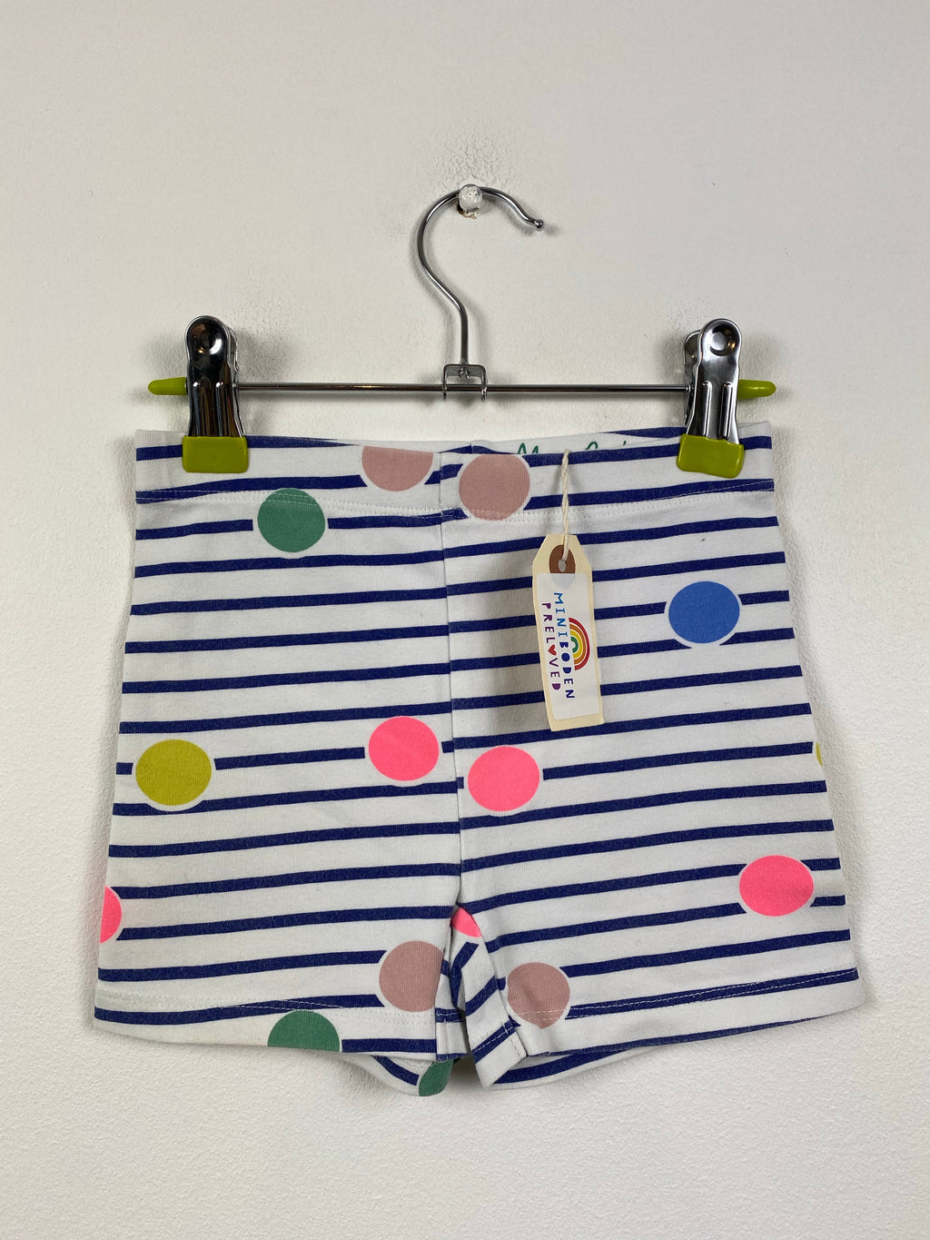 Spotty Cycle Shorts (3-4 Years)